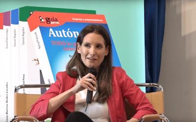 Entrevista a Mónica Valle durante la 2º Presentación GuíaBurros