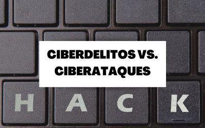 Descubre las diferencias entre ciberdelito y ciberataque